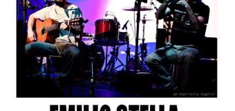 25 luglio 2014 – Emilio Stella Live