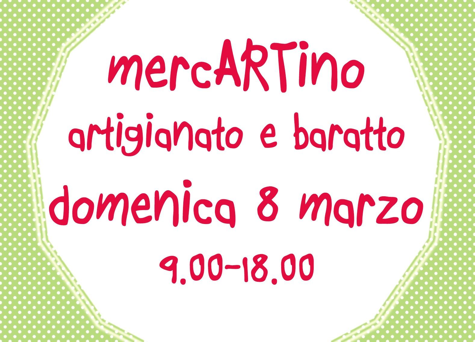 8 marzo 2015 – mercARTino